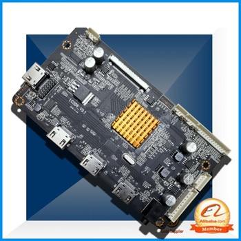 Материнская плата для монитора 4K, плата для рекламной машины 4K, поддержка входного сигнала HDMI 4K 60 Гц, lc508_v0,1/LC507