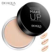 BIOAQUA Brand Face Concealer Cream Makeup Palette Nude Waterproof Natural Base Foundation Contour Cosmetics