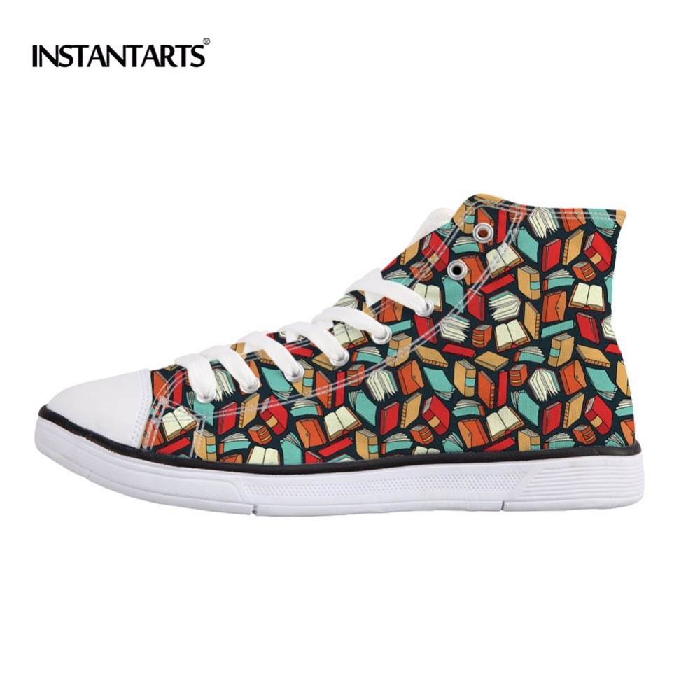 Kids Girls Boys High Top Canvas Shoes Sneakers Running Casual Walking Shoes Flat