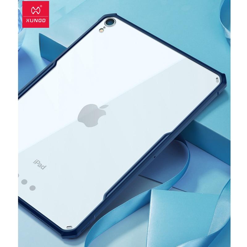 Xundd Transparent Tablet Fall für iPad Pro 11