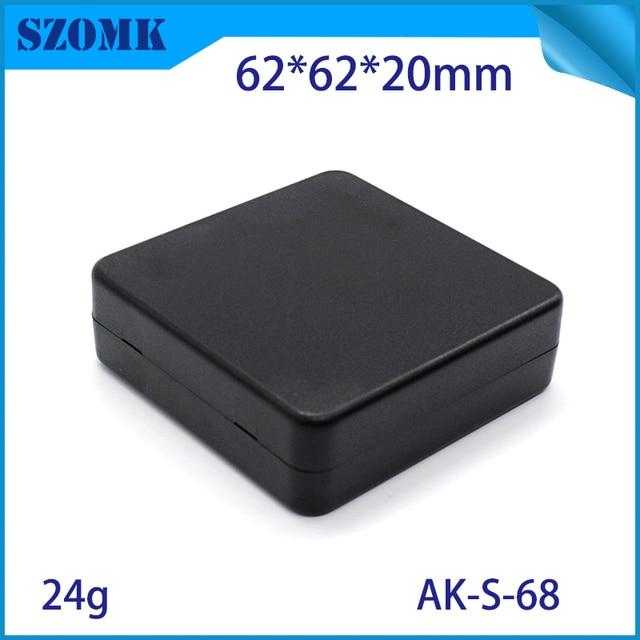 5 stücke, 62*62*20mm standard diy kunststoff box für elektronik ...