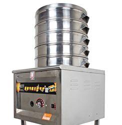 RY-003 Stainless steel soup dumpling buns stuffed bun machine Steamer generator