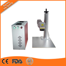 Fiber Laser marking on jewelry/ ring watch mini fiber laser marking machine price