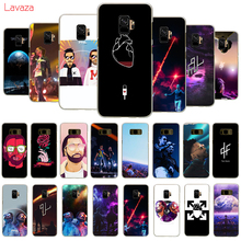 Lavaza PNL Rapper Hard Phone Cover for Samsung Galaxy S8 S9 S10 Plus A50 A70 A6 A8 A9 2018 Case