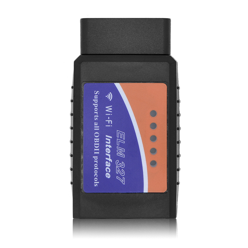 WIFI ELM327 Wireless OBD2 Auto Scanner Adapter Scan Tool For iPhone /iPad /iPod