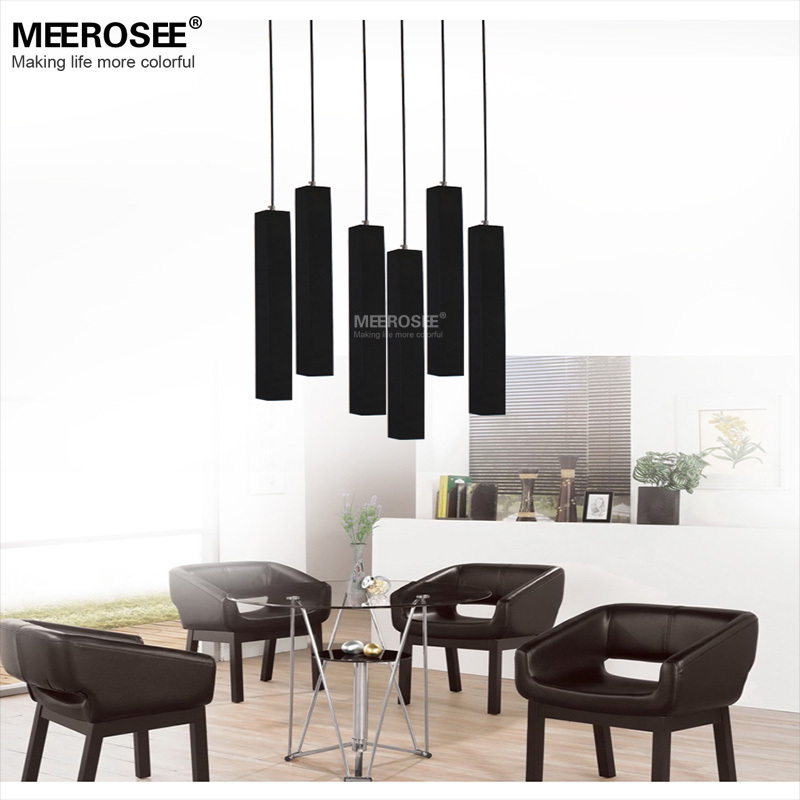 1 Light LED Pendant Light Lustre Black Suspension Light Stair Lamp Dining  Lamp (price For 1 PC) In Pendant Lights From Lights U0026 Lighting On  Aliexpress.com ...