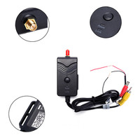 903w Wifi Transmitter For Fpv Aerial Photography Video Car Backup Av Interface Video Wifi Transmitter With Antenna