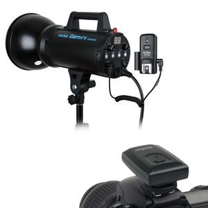 Image 5 - Đèn Flash Godox CT 16 16 Kênh Vô Tuyến Không Dây Đèn Flash Kích Hoạt Bộ Phát + Đầu Thu Bộ cho Canon Nikon Pentax Đèn Flash Studio
