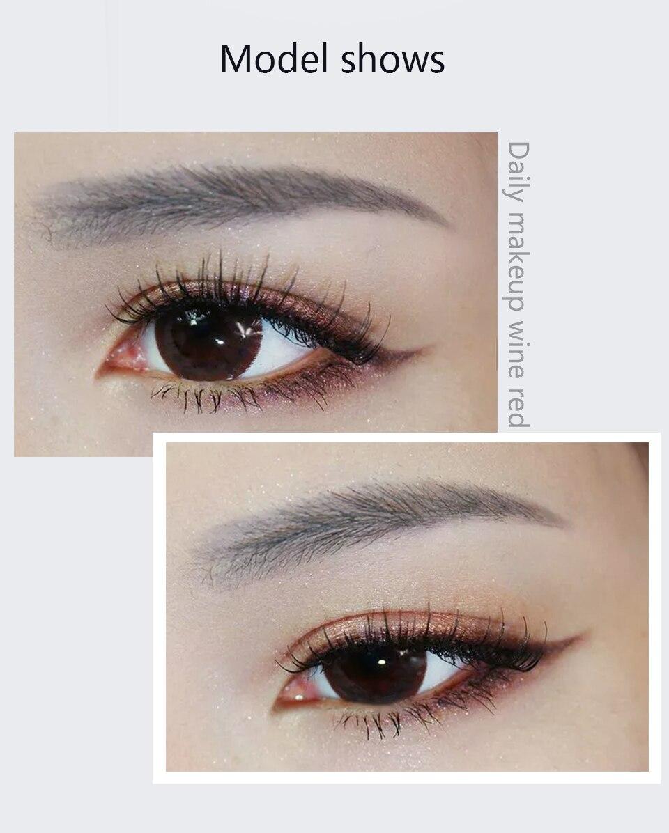 7 eye shadow pencil set