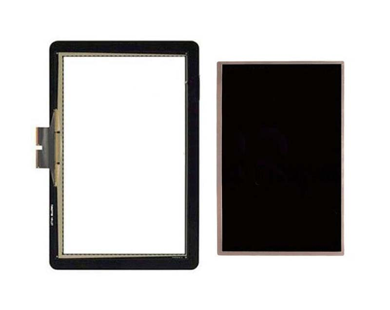 100% Test LCD Display Panel Screen Monitoer + Touch Screen Digitizer Glass Sensor For Acer Iconia Tab A3-A10 A3-A11 srjtek 10 1 for acer iconia tab a3 a10 a3 a11 a3 a10 tablet touch screen digitizer sensor lcd display matrix monitor repartment