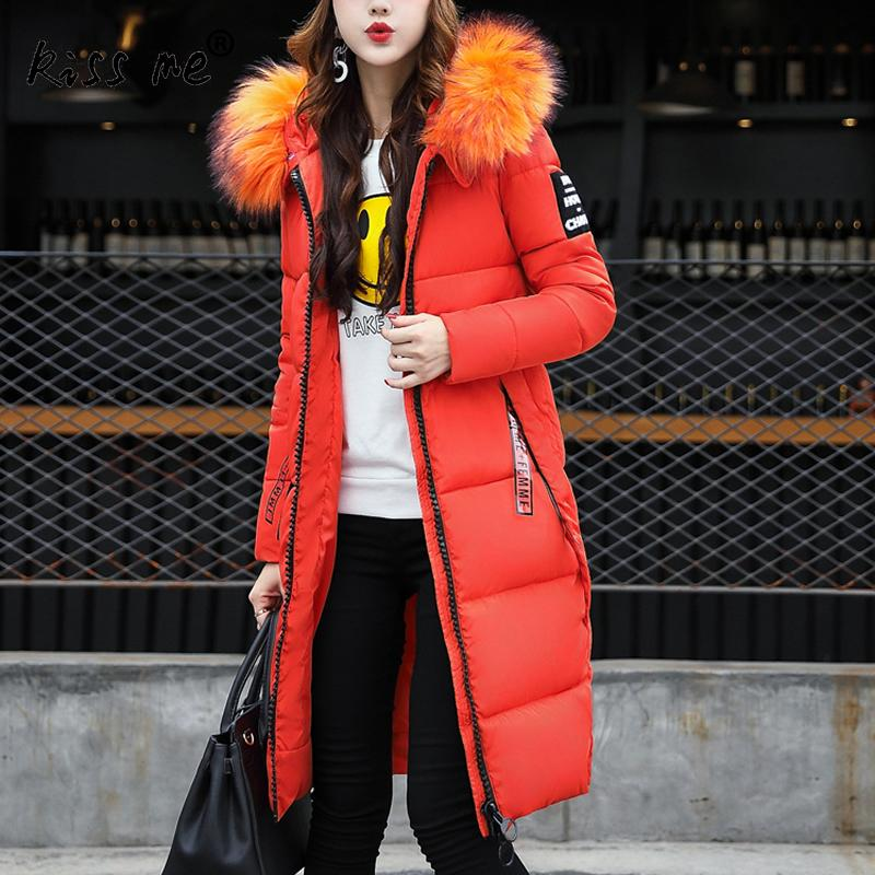 De red Et Parka Nouvelle Orange Épaississent Manteaux Tops pink Taille Plus Rouge Hiver army Mode 3xl Veste Couleur Vestes La Femmes Red Green black 2xl Femme Xq70q4nf