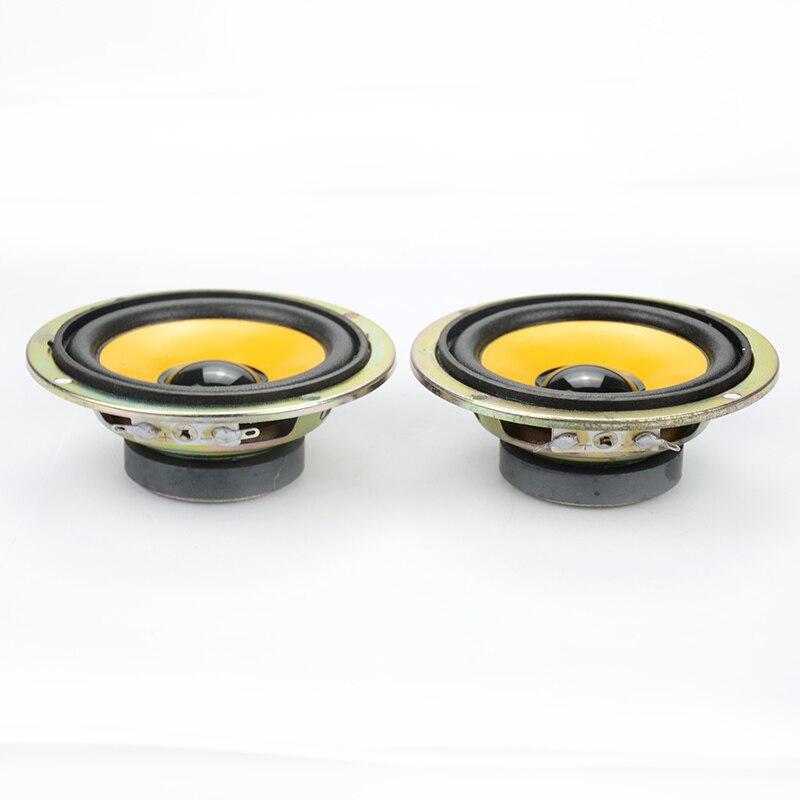 You sheng trading company ltd 2pcs  Full Range Speaker DIY HIFI Loudspeaker for Car Stereo Home Theater 5 W 4 ohm 3 inch Audio Speakers
