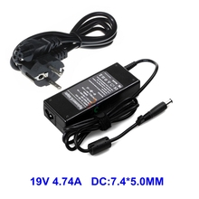 19V 4.74A 90W Laptop AC Adapter Cable Charger For Hp Nc6220 Nc6230 Nc6320 Nc6400 Nx6115 Nx6120 Nx6125 Pavilion Dv3 Dv4 Dv5 Dv6