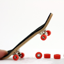Toys Skate-Board TECH Wooden Small Professional Mini Children for Fun High-Quality