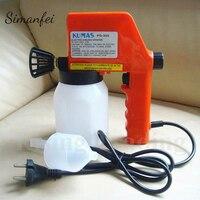 Electric Spray Gun HVLP Paint Sprayer Painting Compressor with Adjustable Flow Control