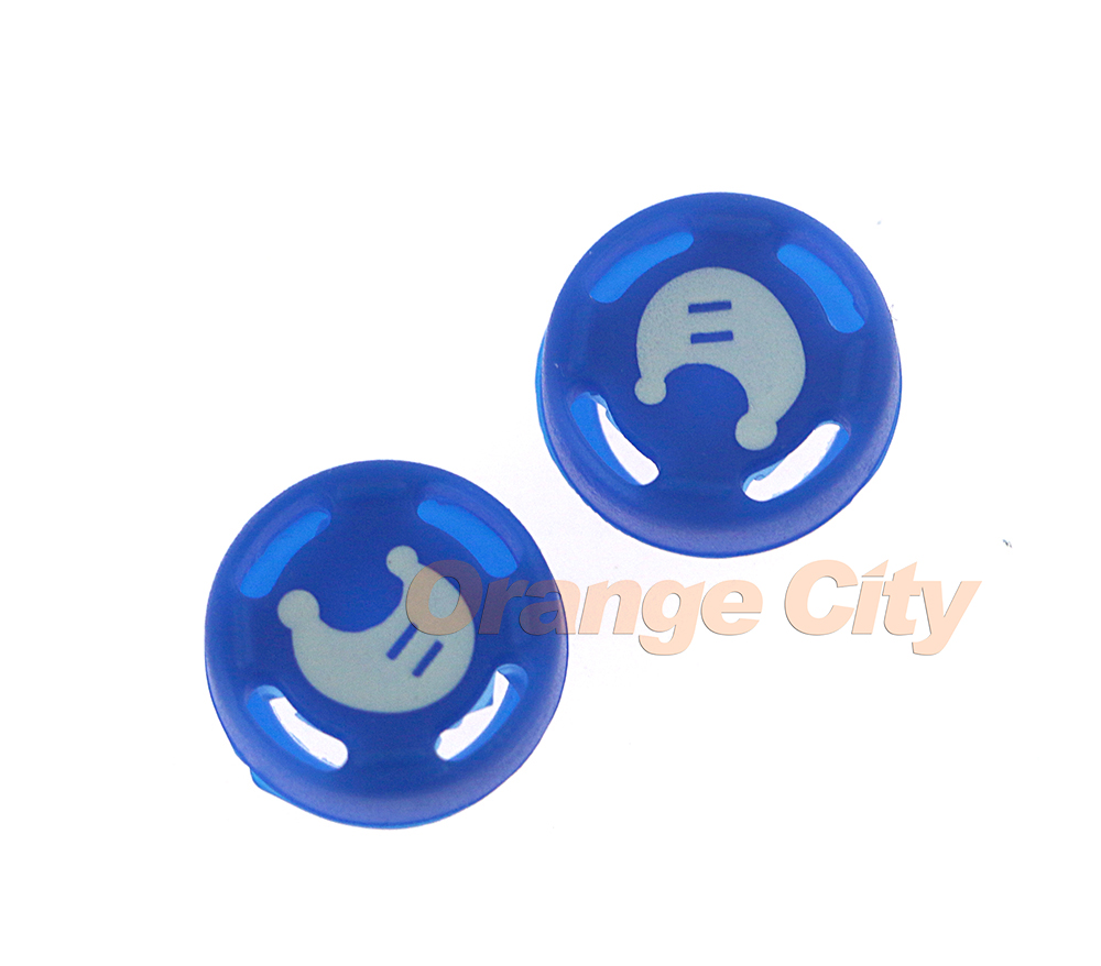 Image 3 - 200pcs/lot Silicone Analog Thumb Stick Grips Caps for Nintend Switch NS JoyCon Controller Sticks Cap Skin for Joy Con CoverReplacement Parts & Accessories   -