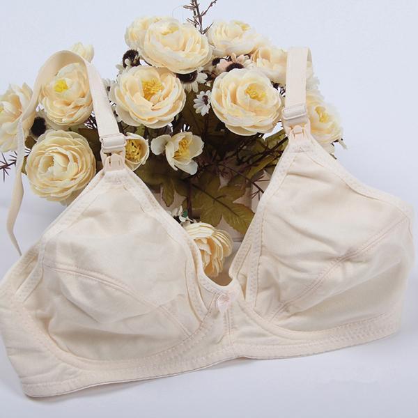 Still-BH Stillende Schwangere BH-Baumwolle Unterwäsche - Schwangerschaft und Mutterschaft - Foto 2
