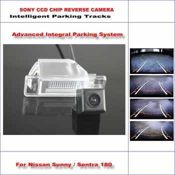 Hohe Qualität 3089 Chip Intelligentized Rückfahrkamera Für Nissan Sunny/sentra 180/ntsc pal rca aux hd sony ccd 580 tv linien
