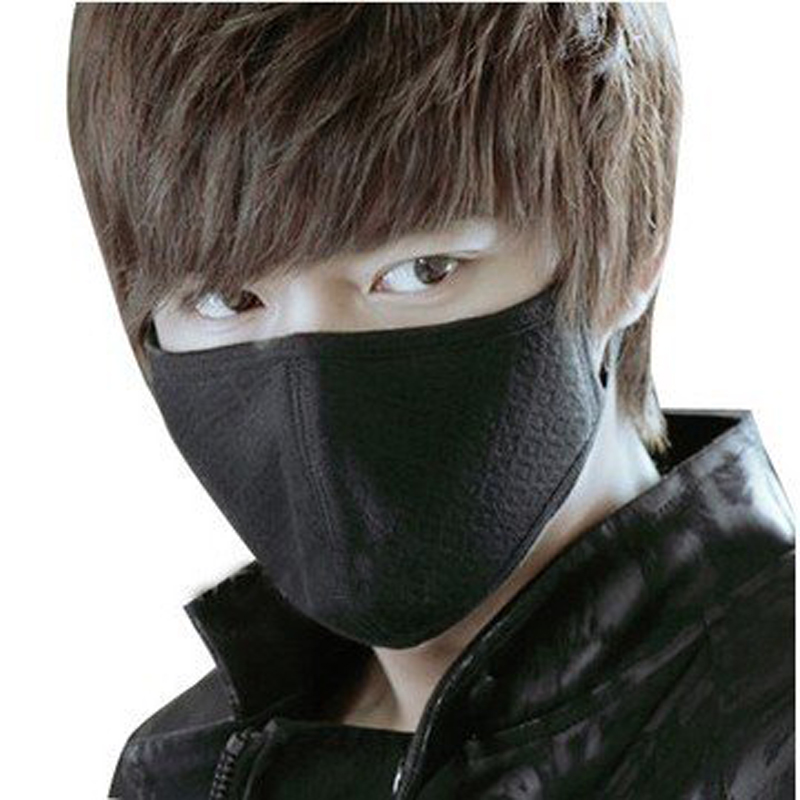 10 Pieces Fashion Mask Healthy Air Maskblack Carbon Filter Dustproof Antibacterial Microfiber Filtering Mask Cotton Comfort Mask