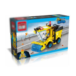 Модель городские дороги очистки автомобилей для детских автомобилей и игрушечных детей хобби игрушки Фигурки