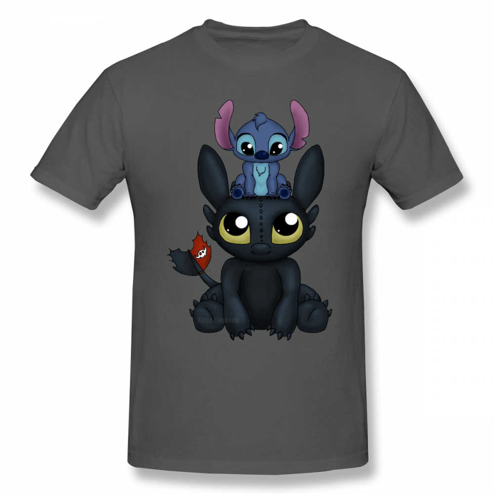 a456eb05 ... Lilo Stitch T Shirt Can I Sit Here T-Shirt Short-Sleeve Printed Tee ...