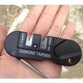 4в1 Spyderco полувоенные 2 карманные ножи сталь новый шлифовальный камень конический Кемпинг точилка Камень для заточки ножей - фото
