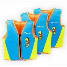Child Summer Swimming life vest Children's inflatable kids swim vest / bathing suit / 1-10 years old child life jacket – trumpet