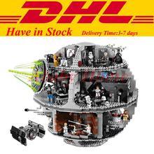 LELE 35000 Star Wars Death Star LEPIN 05035 3804pcs Building Block Bricks Toys Kits Minifigure Compatible