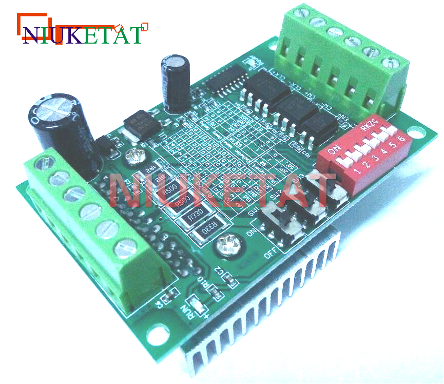 TB6560 3A Stepper motor drives CNC stepper motor board Single axis controller 10 files motor controller board New TB6560AHQ футболка wearcraft premium printio серый кит
