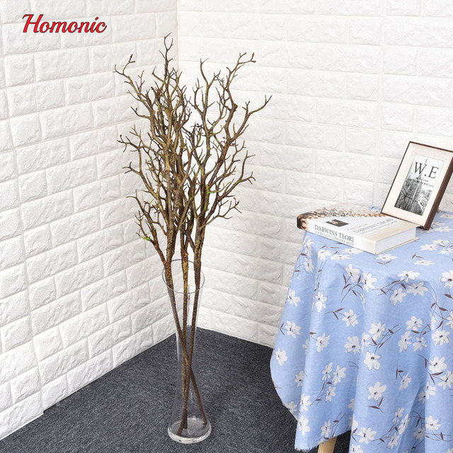 Wedding Party Decoration Coral Branch Plastic Decorative Tree Dried Plants  Branches Artificial Plant Decor Not Included