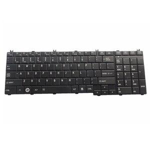 Image 2 - GZEELE clavier dordinateur portable américain, pour Toshiba Satellite L750 L750D L755 L755D L770 L770D L775 L775D V114346CS1, anglais noir, nouveau