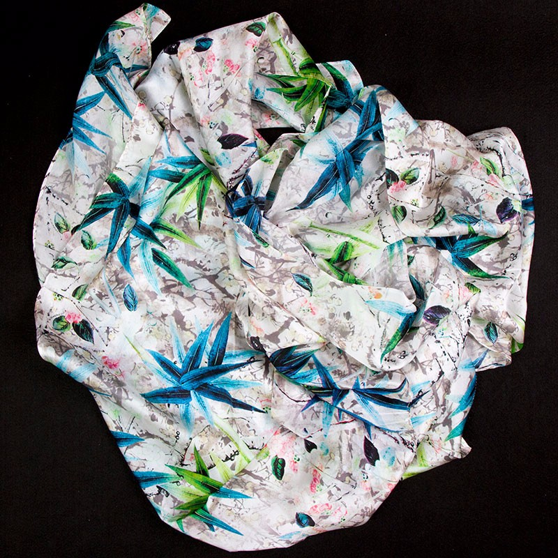 Magic Bamboo Silk Scarf | Lightweight Scarves