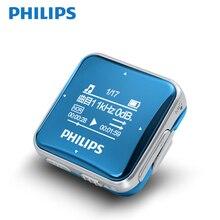 PHILIPS SA2208 Original MP3 Player 8GB Mini Clip Sports MP3 High Sound Entry-lev