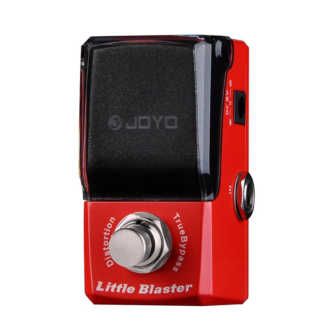 JOYO JF-303 petit Blaster effets pédale effet processeur pour guitare
