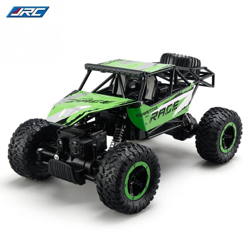 JJRC Q15 1 14 2 4GHz 4WD off road climbing Alloy RTR Rock Crawler Vehicle RC