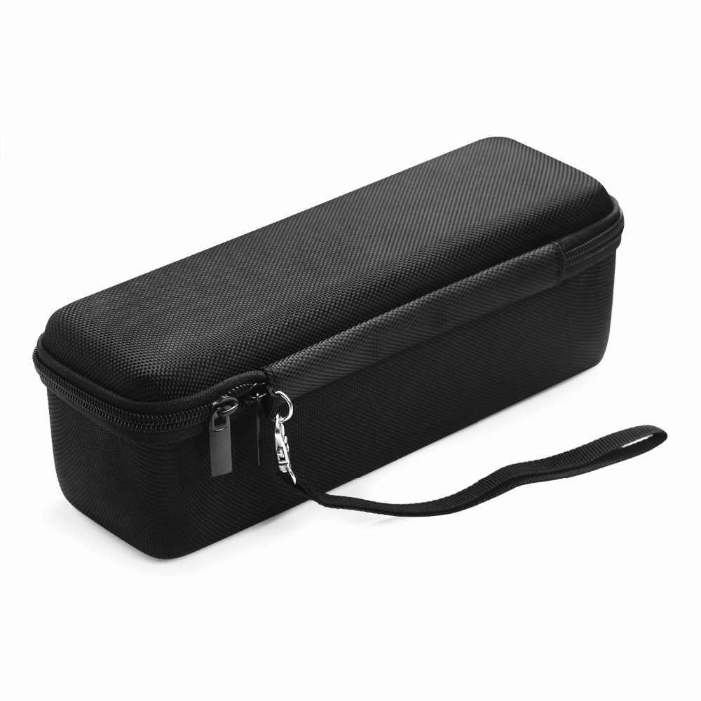 أحدث حقيبة محمولة صلبة من إيفا حافظة واقية لهاتف MIFA A20 سمّاعات بلوتوث معدنية محمولة لاسلكية