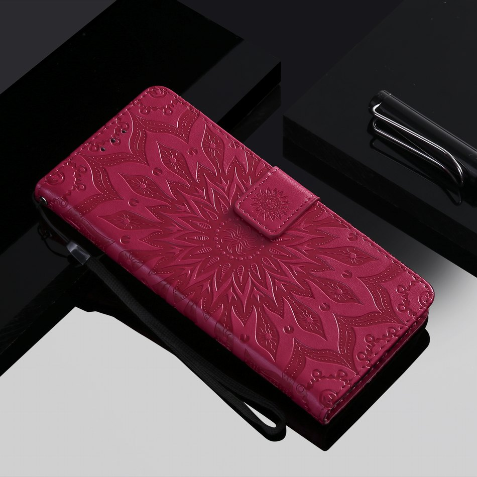 82e4a5f5264 Datura Flower Leather Cases For iPhone Touch 6 5 X XS Max 6 S 5S SE 2 XR 7  8 Plus