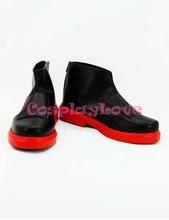 Neueste Maß Japanischen Anime RWBY Adam Taurus Cosplay Schuhe Stiefel