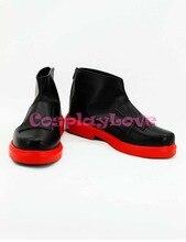 Newest Custom Made Japanese Anime RWBY Adam Taurus Cosplay Shoes Boots