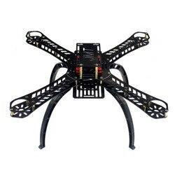 X4 250 280 310 360 380 mm rozstaw osi z włókna szklanego obcych w całej mały quadcopter zestaw ze szkieletem DIY multikopter zdalnie sterowany dron fpv F14889/93