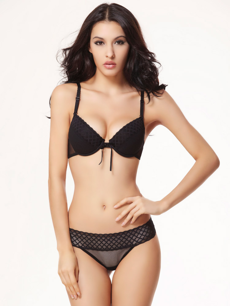 """A 32B is comparable in size to the following sizes as well: 28D bra size and a 34A bra size. It is important to get measured properly since there are multiple sizes which may """"fit"""" a woman, but do not actually fit perfectly."""