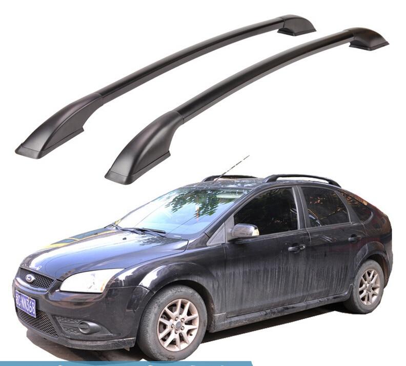 For Ford Focus hatchback Roof Rack Rails Bar Luggage ...