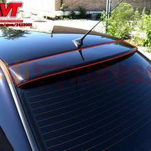 Навес для Mitsubishi Lancer IX 2003-2009 АБС-пластик на заднее стекло заднего гоночного стиля, украшение для автомобиля, тюнинг, Стайлинг