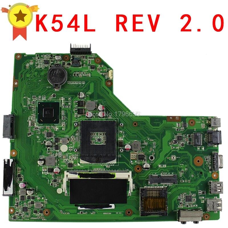 60-N7BMB2200-B03 K54L REV 2.0 K54l x54L X54H system motherboard 100% Tested OK warranty 90days60-N7BMB2200-B03 K54L REV 2.0 K54l x54L X54H system motherboard 100% Tested OK warranty 90days