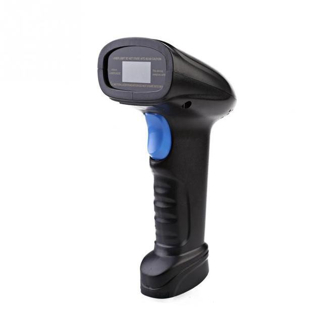 portable Image CCD 1D Bar code Scanner YK-M1(Screen available) Usb Interface