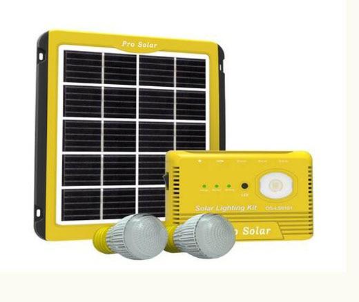 ФОТО 5W Solar energy charging system, solar system for outdoor use inbuilt Li battery 8Ah