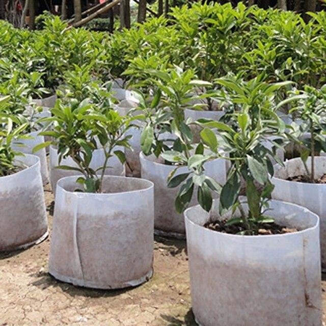 Nonwovens Ons Produceren Instrument Hoge Bloempotten Graft In Case Us0 Tuin hoge Zakken Tassen 93 Verdikking Sterkte Planten 27Off 1lcKuFJ3T