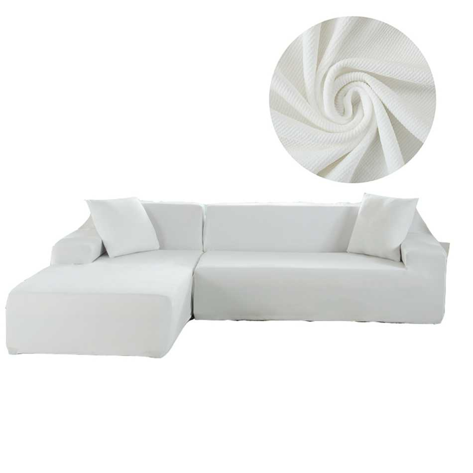 Detail Feedback Questions about No Cushion Covers White L