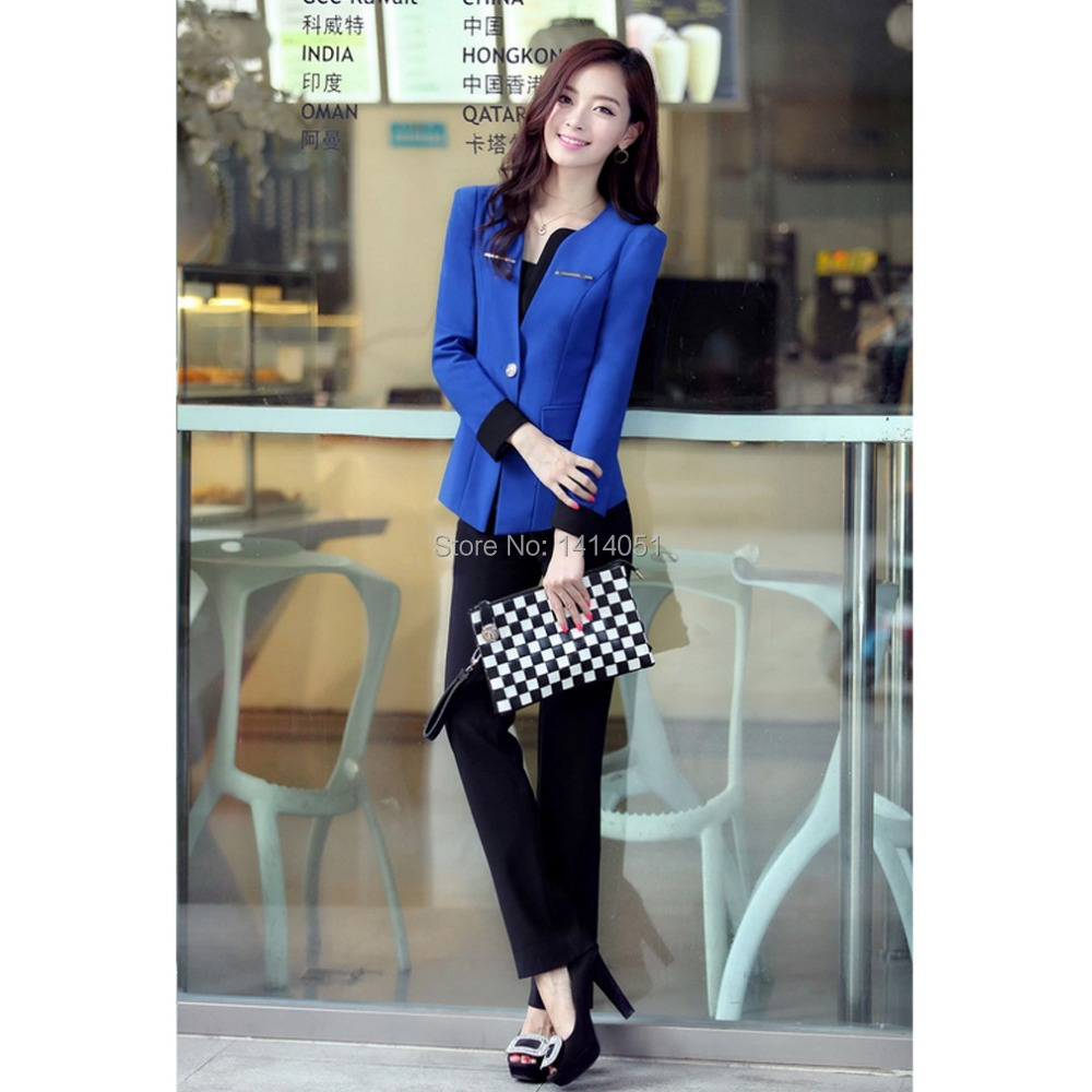 Fashionable Womens Pant Suits