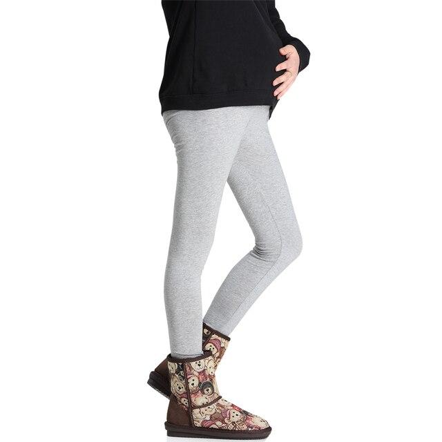 Cotton Pregnant Leggings